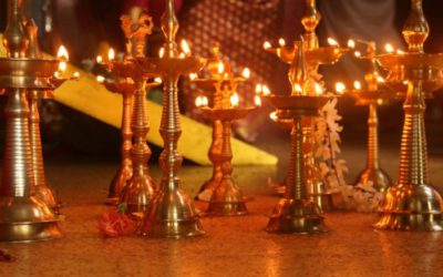Spiritual power – An Oil lamp can predict your future