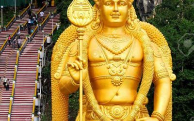 Muruga/Lord Skanda Vel – God of war